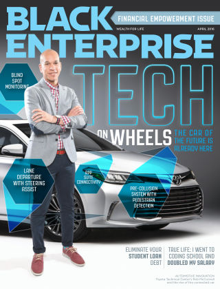 Black Enterprise Apr 2016