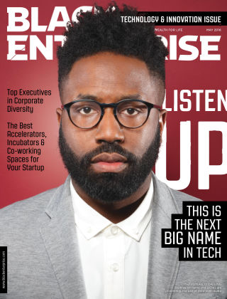 Black Enterprise May 2016