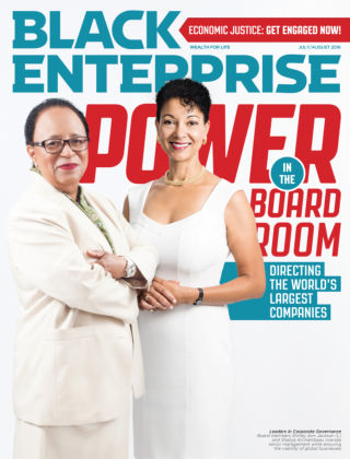 Black Enterprise Jul-Aug 2016