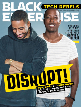 Black Enterprise Sep 2016