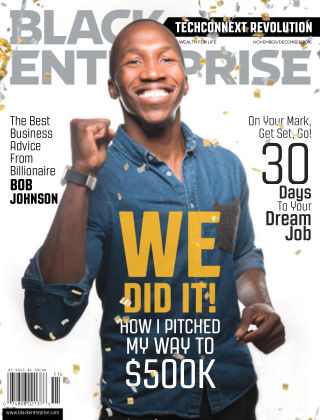 Black Enterprise Nov-Dec 2016