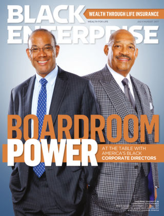Black Enterprise Jul-Aug 2017