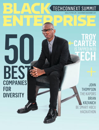 Black Enterprise Nov-Dec 2017