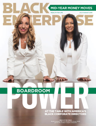 Black Enterprise Jul-Aug 2018