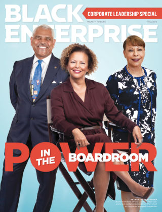 Black Enterprise Fall 2019