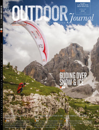 The Outdoor Journal Vol 01 Issue 02