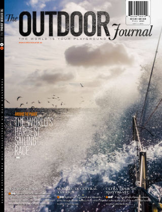 The Outdoor Journal Vol 01 Issue 01