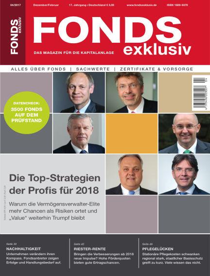 FONDS exklusiv (DE) December 22, 2017 00:00