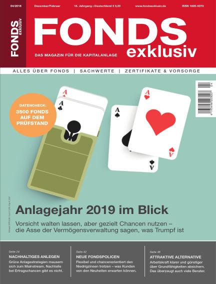 FONDS exklusiv (DE) December 19, 2018 00:00