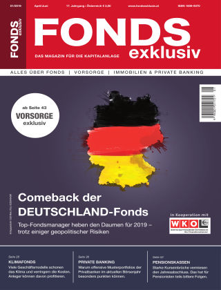 FONDS exklusiv (AT) 01/2019