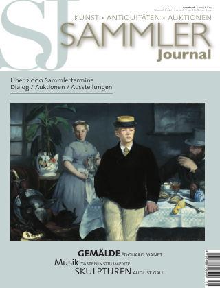 SAMMLER Journal 08/2016