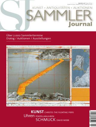 SAMMLER Journal 09/2016