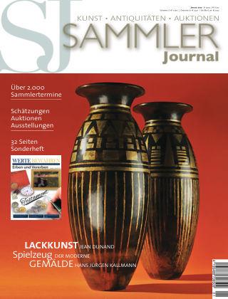 SAMMLER Journal 01/2017