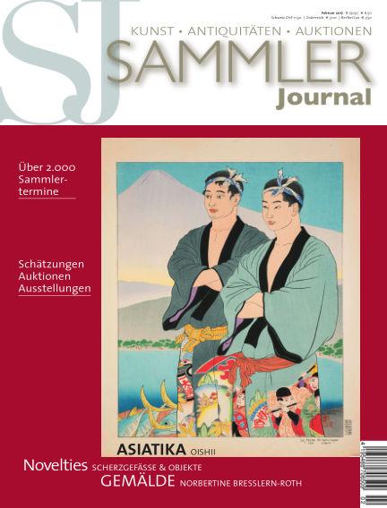 SAMMLER Journal January 20, 2017 00:00