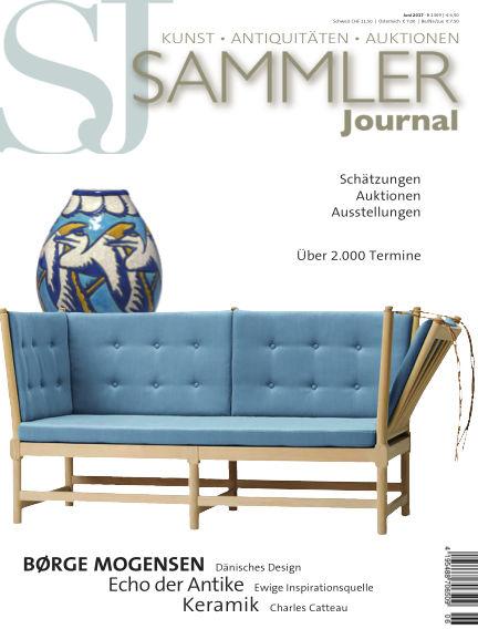 SAMMLER Journal May 21, 2017 00:00
