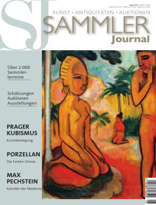 SAMMLER Journal 08/2017