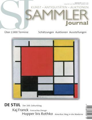 SAMMLER Journal 09/2017