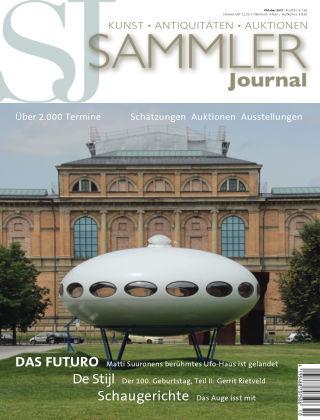 SAMMLER Journal 10/2017