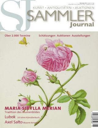 SAMMLER Journal 11/2017