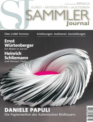 SAMMLER Journal 02/2018