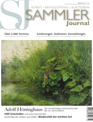 SAMMLER Journal 03/2018