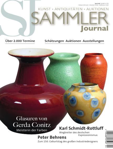 SAMMLER Journal March 19, 2018 00:00