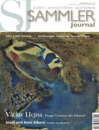 SAMMLER Journal 09/2018