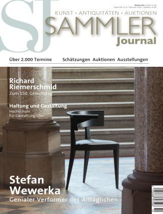 SAMMLER Journal 10/2018