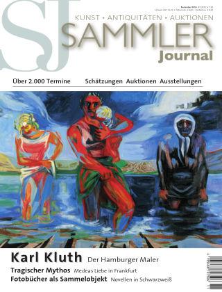 SAMMLER Journal 11/2018