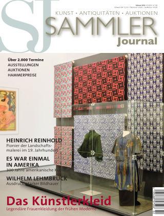 SAMMLER Journal 02/2019