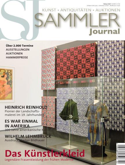 SAMMLER Journal January 20, 2019 00:00
