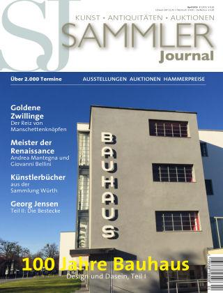 SAMMLER Journal 04/2019