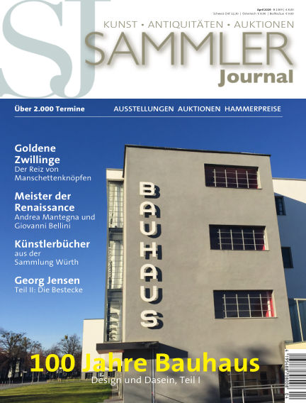 SAMMLER Journal March 17, 2019 00:00