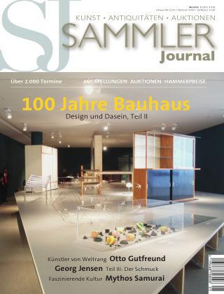 SAMMLER Journal 05/2019
