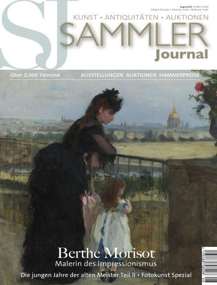 SAMMLER Journal July 14, 2019 00:00