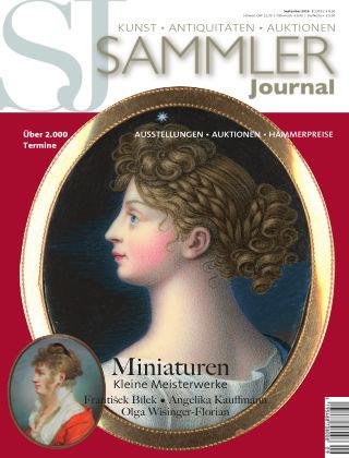 SAMMLER Journal 09/2019