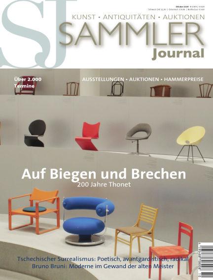 SAMMLER Journal September 15, 2019 00:00
