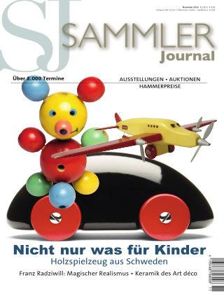 SAMMLER Journal 11/2019