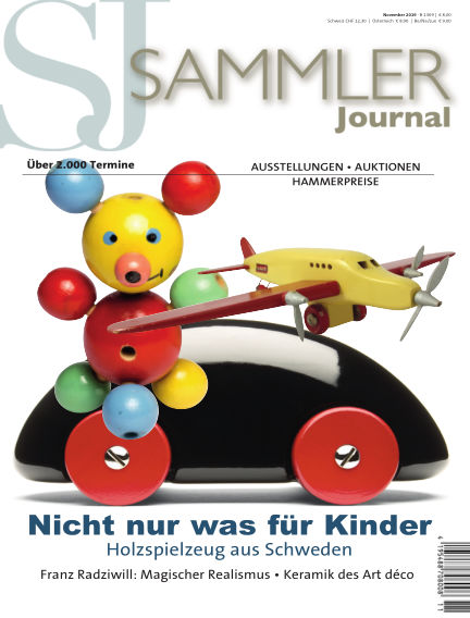 SAMMLER Journal October 20, 2019 00:00