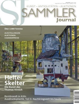 SAMMLER Journal 01/2020
