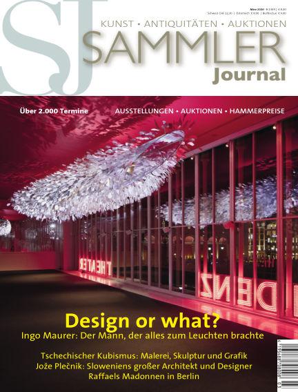 SAMMLER Journal February 16, 2020 00:00