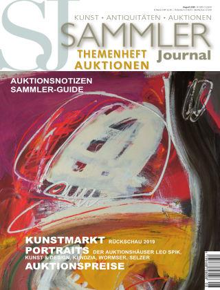 SAMMLER Journal 08/2020