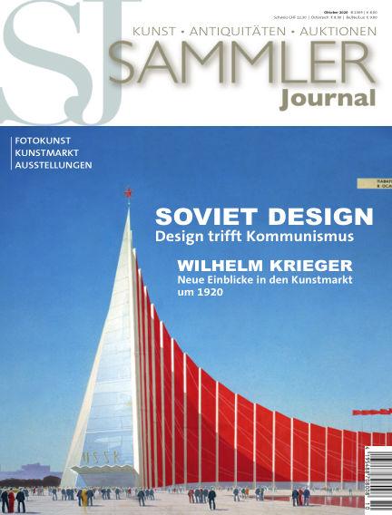 SAMMLER Journal September 20, 2020 00:00