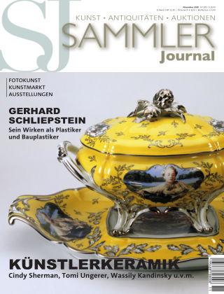 SAMMLER Journal 11/2020