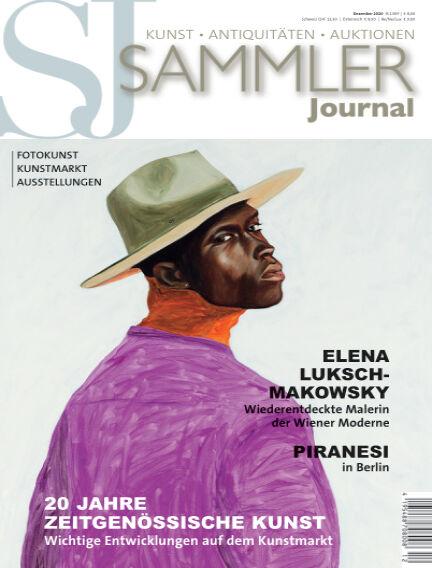 SAMMLER Journal November 15, 2020 00:00