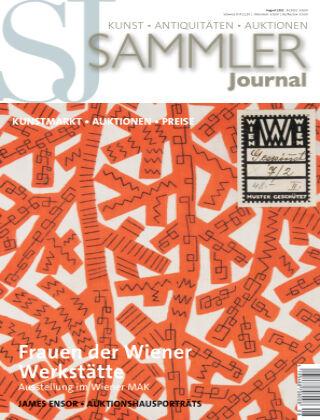 SAMMLER Journal 08/2021