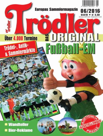 Trödler ORIGINAL May 18, 2016 00:00