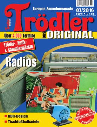 Trödler ORIGINAL 07/2016
