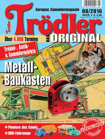 Trödler ORIGINAL July 13, 2016 00:00