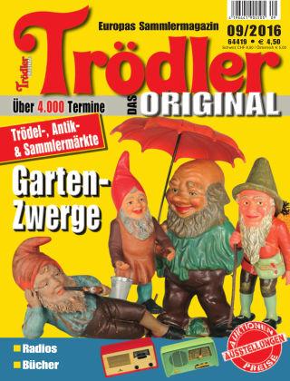 Trödler ORIGINAL 09/2016
